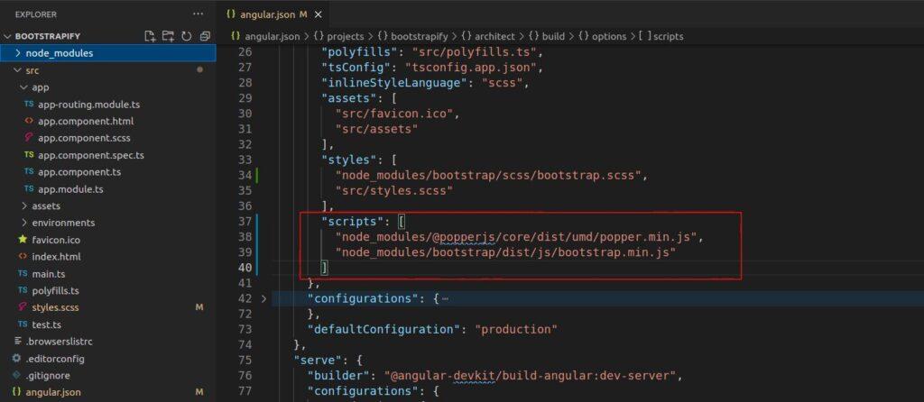 add-bootstrap-js-file-add-in-angular