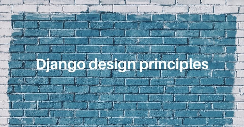 django-design-principles