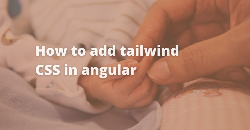 how-to-add-tailwind-css-in-angular